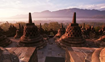 Borobudur Sunrise and Prambanan Temple Tour