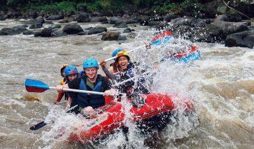 Borobudur & Rafting